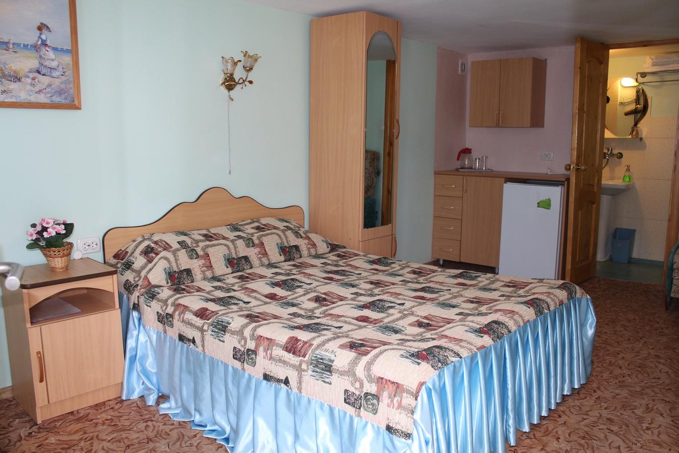 лазаревское гостиница иван да марья фото июне